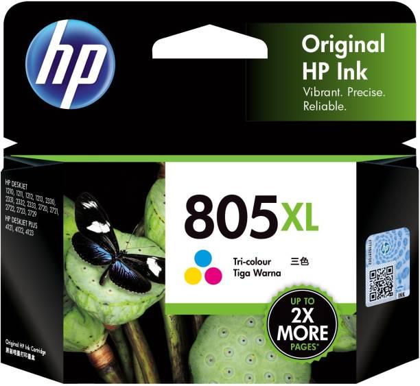 HP 805 XL Tri-Color Ink Cartridge