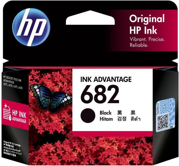 HP 682 Black Ink Cartridge