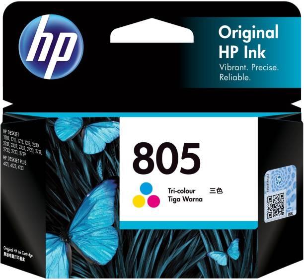 HP 805 Tri-Color Ink Cartridge