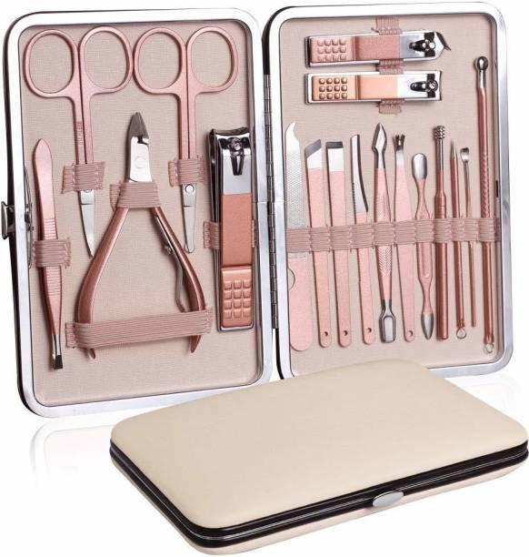 Beauté Secrets Manicure Pedicure kit, Nail Clipper, Manicure Pedicure kit for women and Men