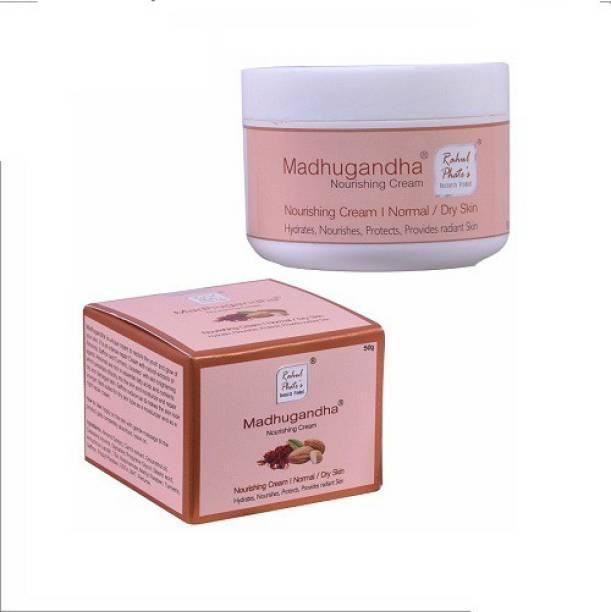 Rahul Phate's Research Product Madhugandha Nourishing Cream