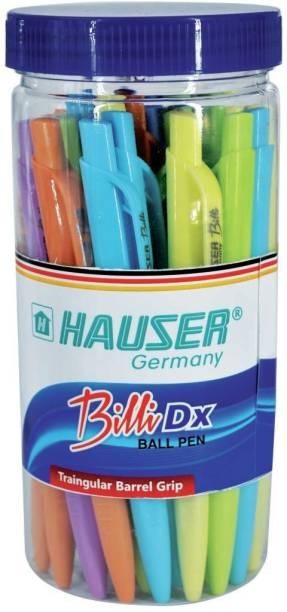HAUSER Billi Dx Jar of Ball Pen