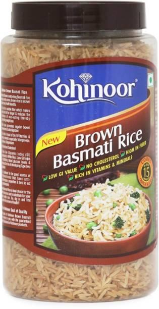 KOHINOOR Brown Basmati Rice (Medium Grain)