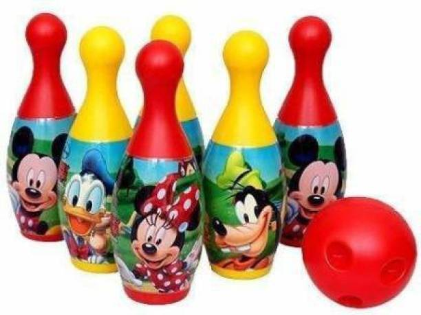Jigu Bowling Game Set for Kids .Best for Boys and Girls Bowling Bowling