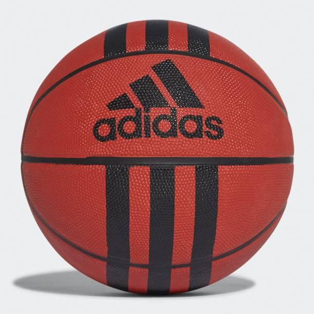 ADIDAS 3 Stripe� Basketball - Size: 7
