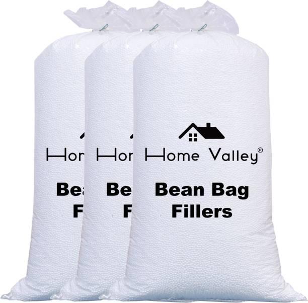 Home Valley 3 KG Premium High Density Bean Bag Filler
