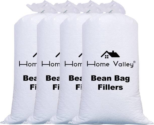 Home Valley 4 KG Premium High Density Bean Bag Filler
