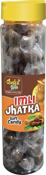 CHASKA BITE  Imli Candy Pop Khatti Meethi Sour Candies Tamarind Candy  TAMARIND FLAVOR Candy