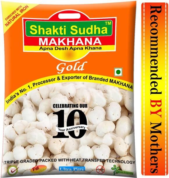 Shakti Sudha Gorgon Nut (Makhana) Gold 1 kg