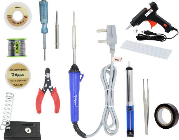 Hillgrove Power & Hand Tool Kit