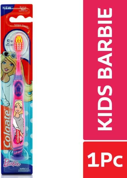 Colgate Kids Barbie Extra Soft Toothbrush