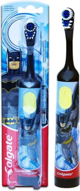 Colgate Kids Batman Battery Powered Toothbrush Kids Batman Battery Powered Toothbrush Electric Toothbrush