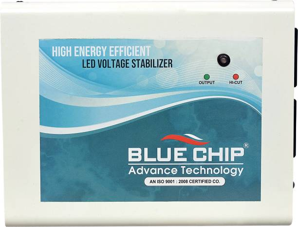 BLUECHIP BL55SmartTV2.1Amp TV Voltage Stabilizer for LED TV/Smart TV Up to 55 Inches + Set Top Box + home theater