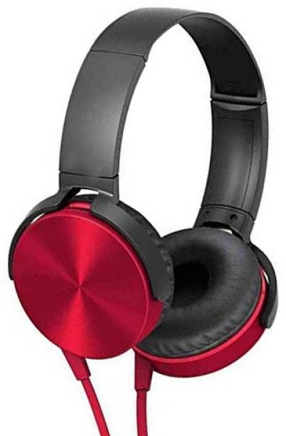 AMUSING Unique Perfect Sound Quality On-Ear Extra bass Headphones Wired Headset