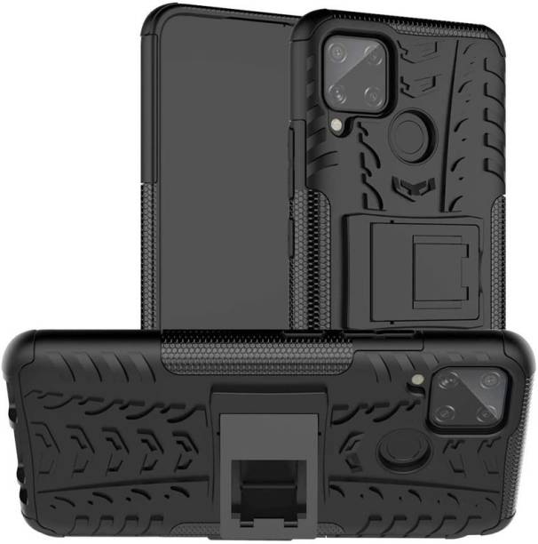 Cover Alive Back Cover for Realme C12, Realme C11, Realme C15, Plain, Case, Realme Narzo 20