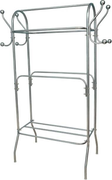 REINDEER Steel Floor Cloth Dryer Stand SSCRMI1