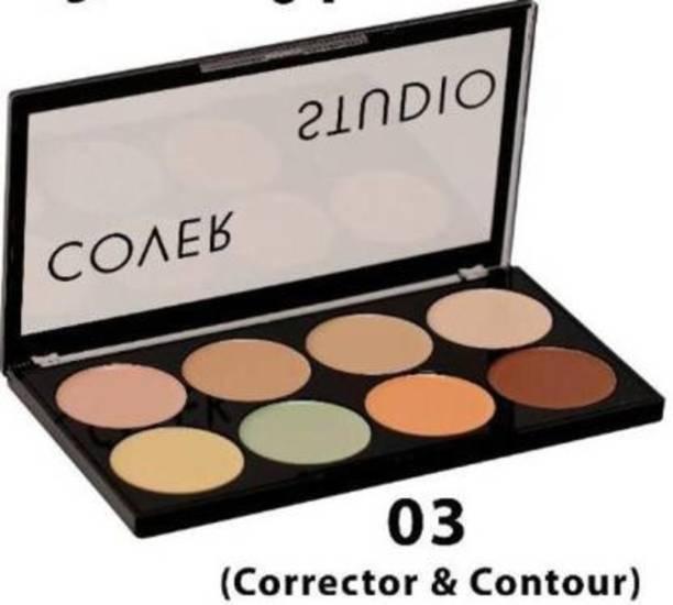SWISS BEAUTY SB 1402- 03 Concealer Palette Concealer