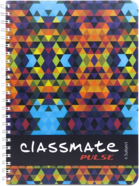 Classmate Pulse A4 Notebook Unruled 300 Pages