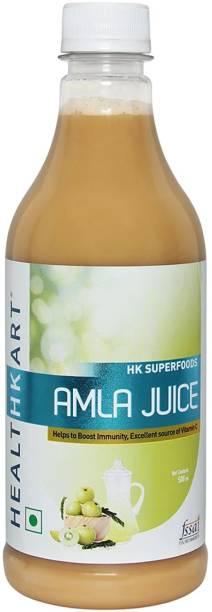 Healthkart Amla Juice, Boosts Immunity, Rich in Vitamin C
