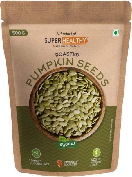 Super Healthy Roasted Pumpkin Seeds