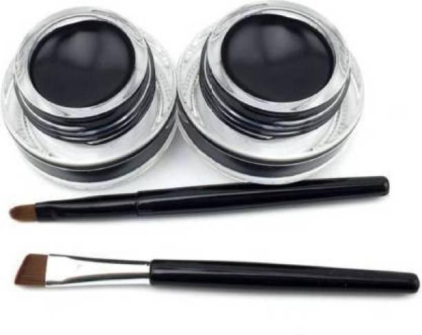 Chip N Dale Black & Brown Water Proof 24hrs Stay Gel Eyeliner 20 g