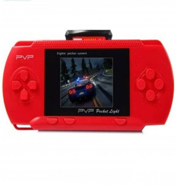 Clubics PVP Handheld Video Gaming Console (RED) 1 GB with SUPER MARIO