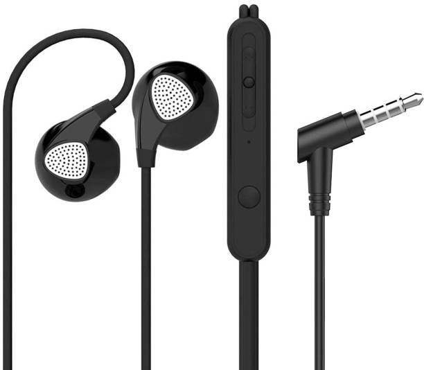 Pebble Zest BassBuds Wired Headset
