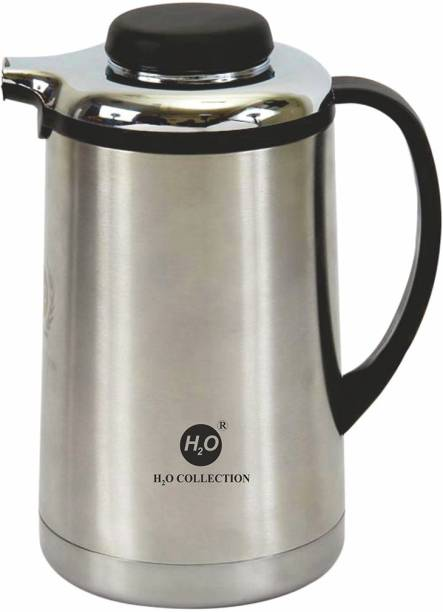 H2O Collection 1 L Kettle Coffee Pot SS Deluxe 1.0 L Jug