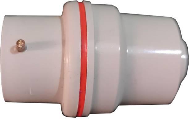 Hansh Bulb Holder Single Adaptor for Electric Fitting Polypropylene Light Socket