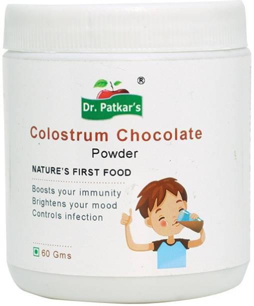 Dr. Patkar's Chocolate Colostrum Powder