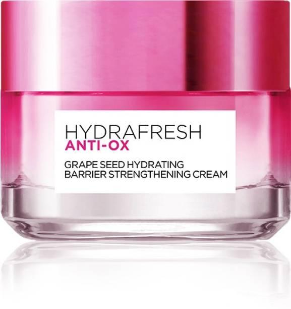 L'Oréal Paris Hydra Fresh Anti-Ox Grape Seed Hydrating Barrier Strengthening Cream