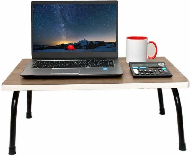 AroraMart AroraMart Foldable Study table (Color may vary) Engineered Wood Study Table