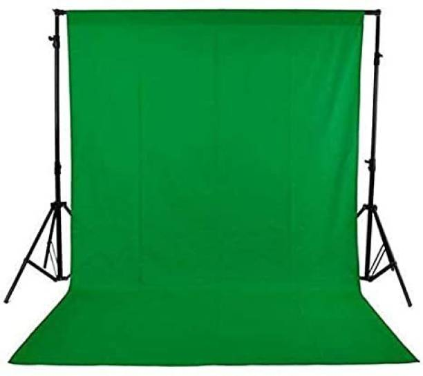 Stookin 8x12 Feet Background for Photo Studio and Outdoor Photography ||Chrome Dark Green Lekera Cloth Reflector