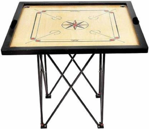 Veena RetailNet Adjustable Easy Foldable Carrom Board Stand Carrom Stand
