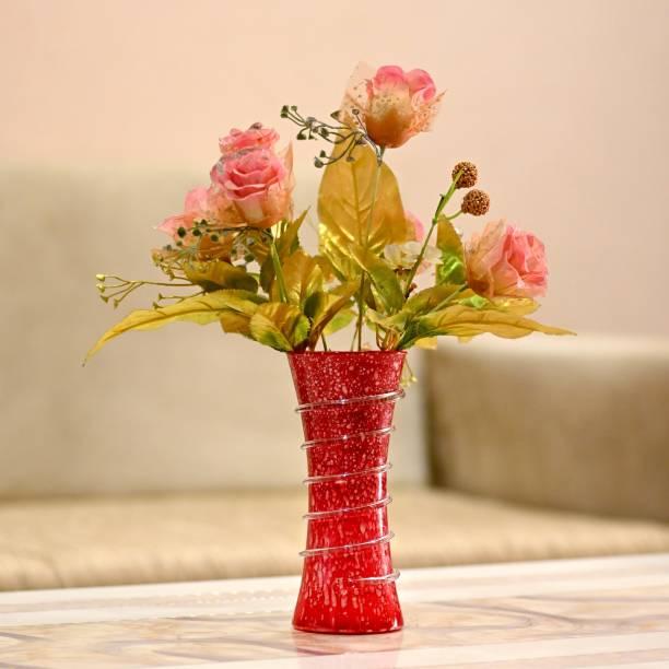 1st Time Glass Vase