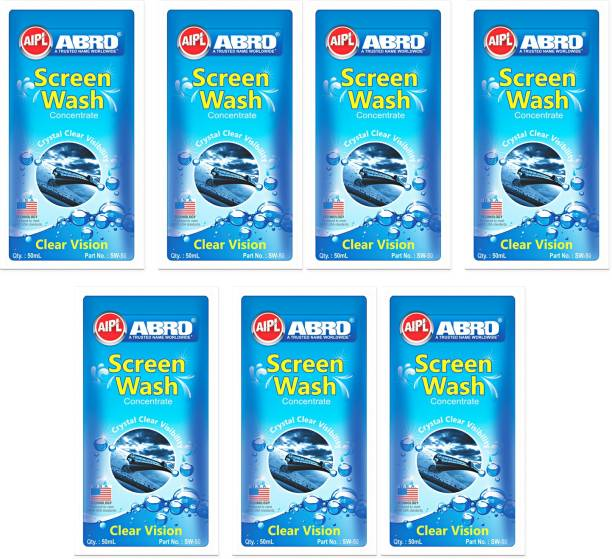 ABRO Windshield Washer Concentrate & Screen Wash Car Washing Liquid