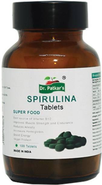 Dr. Patkar's Spirulina