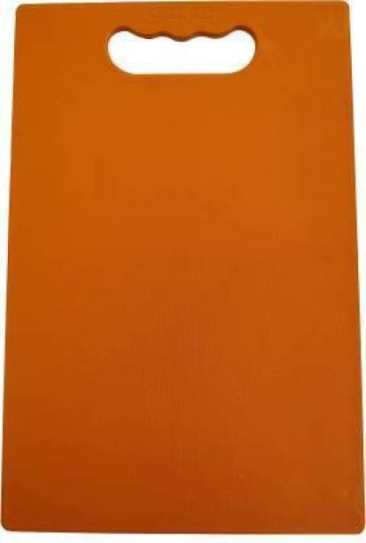 London Paree Orange Chopping Board Plastic Cutting Board