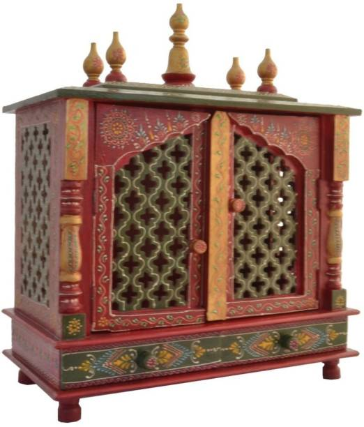 Cottage Crafts Temple Solid Wood Home Temple