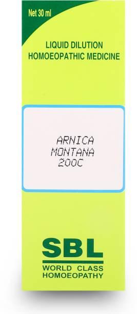 SBL Arnica Montana 200C Liquid