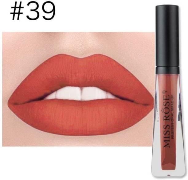 MISS ROSE Metallic Glossy Lip Gloss