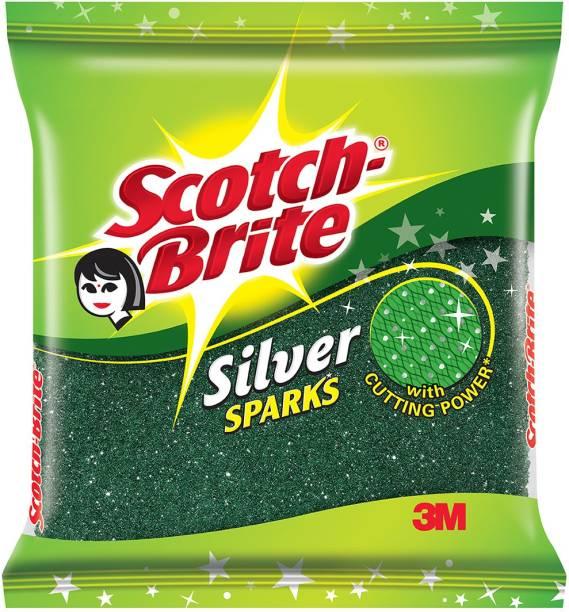 Scotch-Brite Silver Sparks Scrub Pad