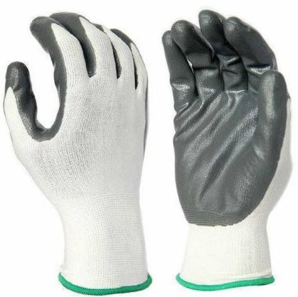 Sanchi Creation Anti-Knife Cut Riding Safety Gloves with Mobile Touch Support Riding Gloves