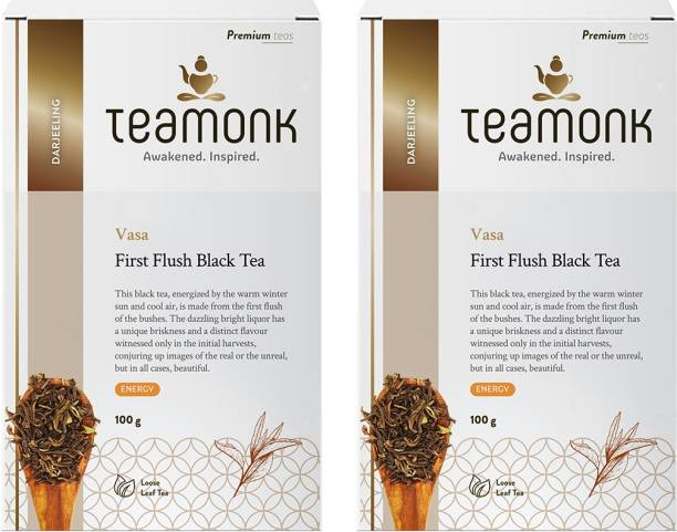 Teamonk Vasa First Flush Black Tea Box