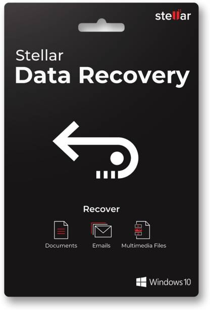 Stellar Data Recovery Software for Windows (Activation Card)