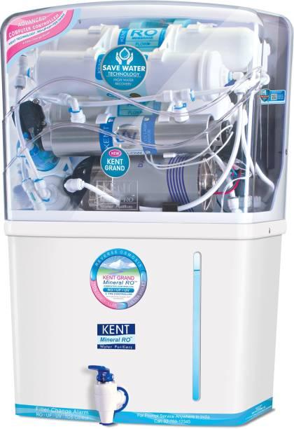 KENT Grand 11076 8 L RO + UV + UF + TDS Water Purifier