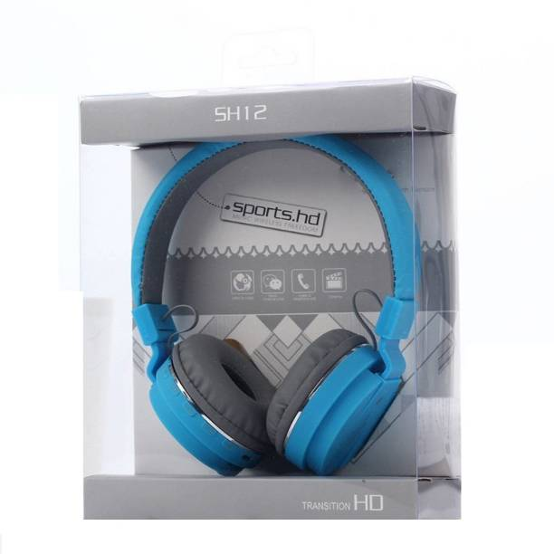 TSV SH-12 Headphone Crystal Clear Sound HD Voice for 6,6s,7,8,X,XR Bluetooth Headset