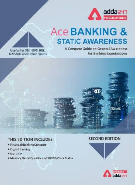 Ace Banking And Static Awareness Book (English Printed Edition)