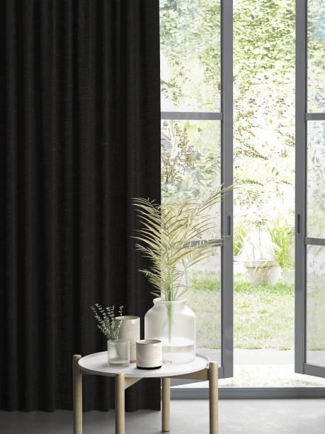 DDECOR Live beautiful 225 cm (7 ft) Polyester Door Curtain Single Curtain
