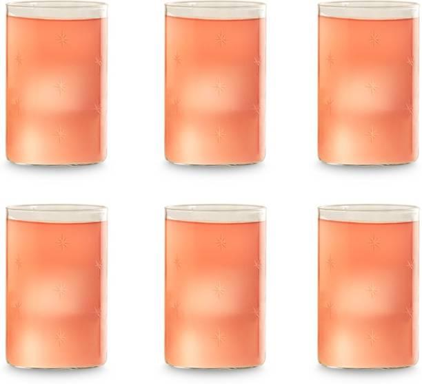 BOROSIL (Pack of 6) BN430120024 Glass Set